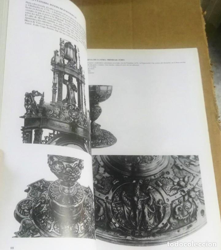 Arte: J. Navarro Talegón, Plateros toresanos de los siglos XVI, XVII y XVIII, catálogo, Zamora, 1988 - Foto 4 - 169032500