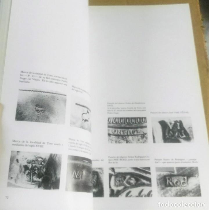 Arte: J. Navarro Talegón, Plateros toresanos de los siglos XVI, XVII y XVIII, catálogo, Zamora, 1988 - Foto 5 - 169032500