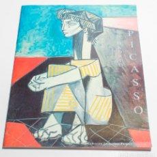 Arte: CATALOGO EXPOSICION EN HOMENAJE A JAQUELINE PICASSO. AÑO 1986. MADRID. Lote 169187616