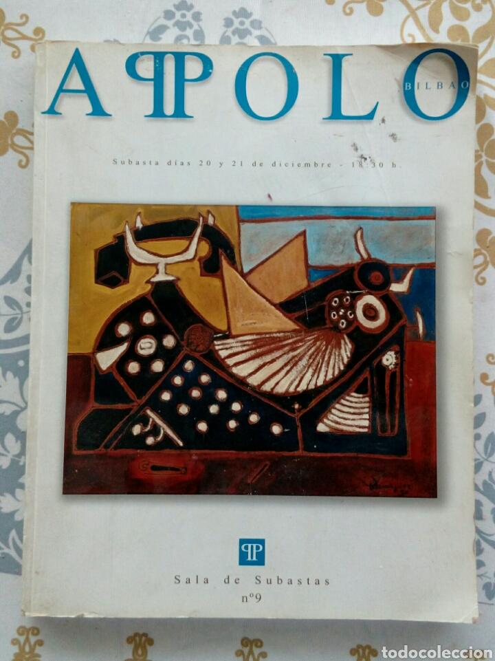 CATÁLOGO DE SUBASTAS APOLO 2005 (Arte - Catálogos)