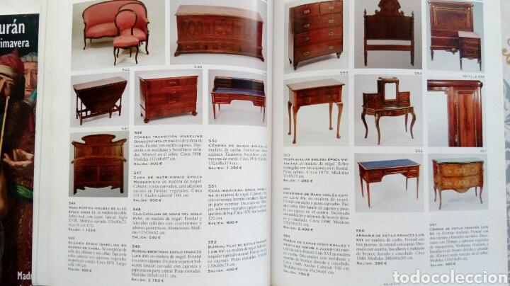 Arte: Catálogo de subastas Balclis 2003 - Foto 2 - 169386470