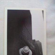 Arte: LOUIS FAURER 1992 TARJETA EXPOSICIÓN FOTOGRÁFICA PARIS CENTRE NATIONAL DE LA PHOTOGRAPHIE. Lote 169398972