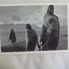 Arte: SEBASTIAO SALGADO. 1986. TARJETA EXPOSICIÓN FOTOGRÁFICA PARIS CENTRE NATIONAL DE LA PHOTOGRAPHIE. Lote 169399080