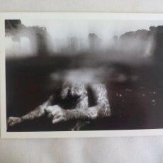 Arte: MARIE PAULE NEGRE PRIX NIEPCE TARJETA EXPOSICIÓN FOTOGRÁFIA PARIS CENTRE NATIONAL DE LA PHOTOGRAPHIE. Lote 169399512