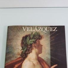 Arte: CATÁLOGO EXPOSICIÓN VELÁZQUEZ MUSEO DEL PRADO. Lote 181529315