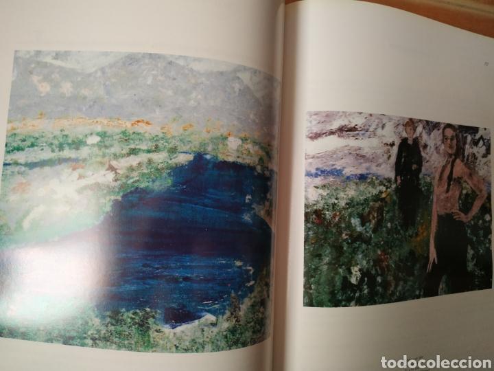 Arte: Libro del pintor Nelson Zumel, año 1993. Perfecto estado. - Foto 5 - 170408920