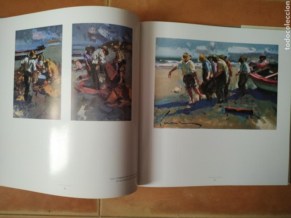 Arte: Libro del pintor Eustaquio Segrelles, año 2001. Perfecto estado. - Foto 7 - 170411418