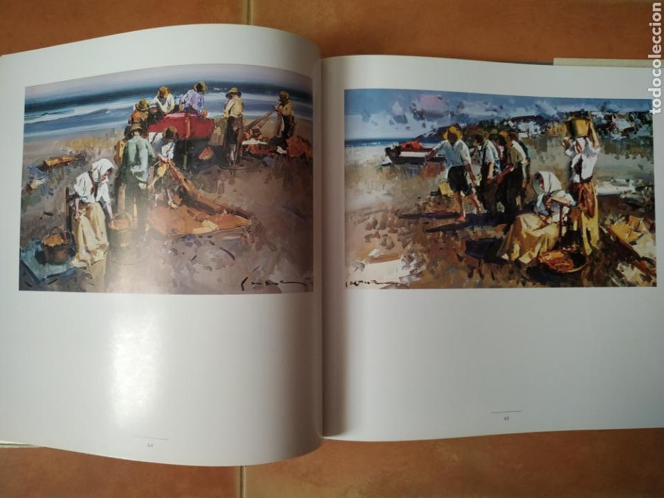 Arte: Libro del pintor Eustaquio Segrelles, año 2001. Perfecto estado. - Foto 8 - 170411418