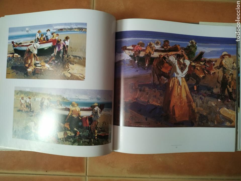 Arte: Libro del pintor Eustaquio Segrelles, año 2001. Perfecto estado. - Foto 9 - 170411418