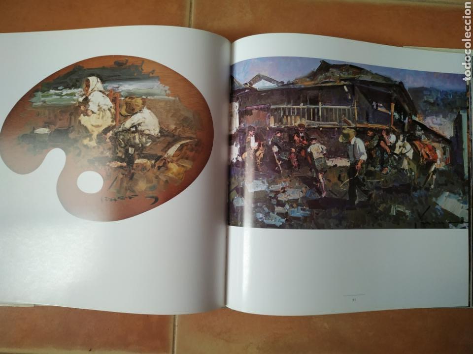 Arte: Libro del pintor Eustaquio Segrelles, año 2001. Perfecto estado. - Foto 10 - 170411418
