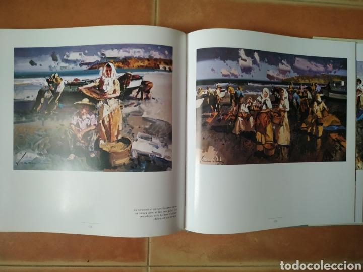 Arte: Libro del pintor Eustaquio Segrelles, año 2001. Perfecto estado. - Foto 11 - 170411418