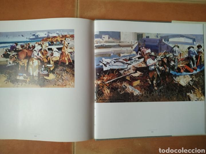 Arte: Libro del pintor Eustaquio Segrelles, año 2001. Perfecto estado. - Foto 12 - 170411418