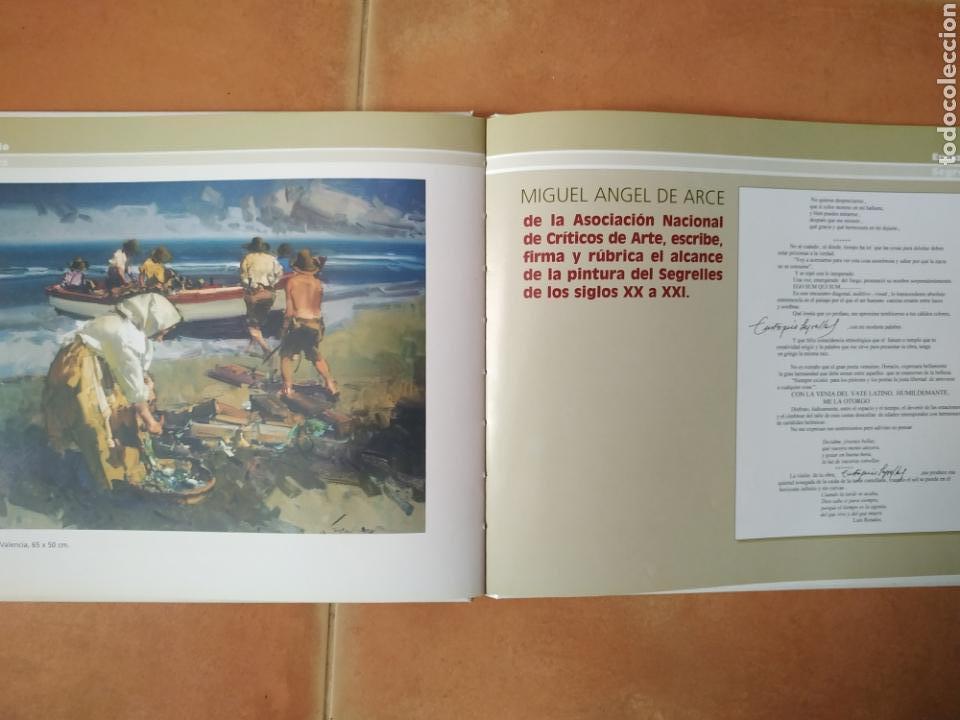 Arte: Catálogo/libro del pintor Eustaquio Segrelles, año 2006. Perfecto estado. - Foto 4 - 170412053