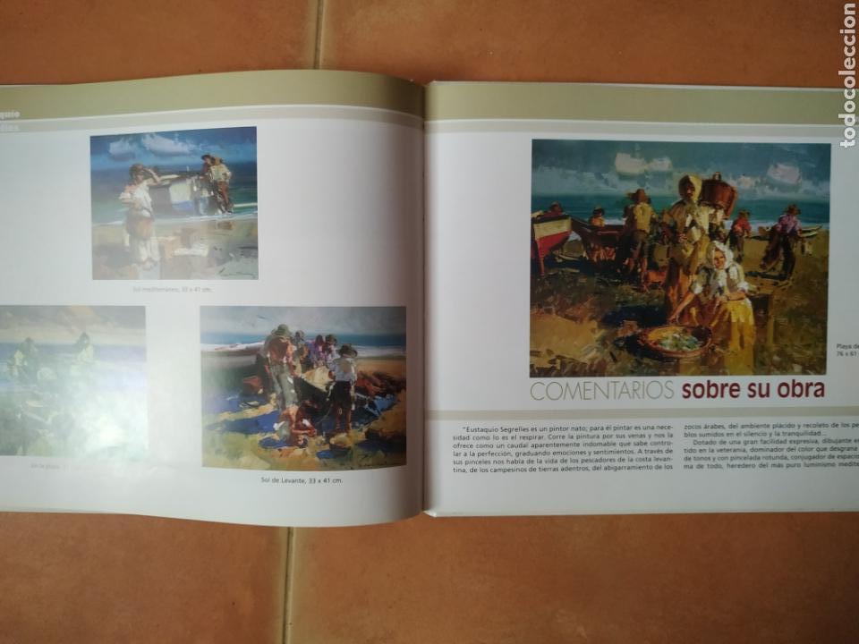 Arte: Catálogo/libro del pintor Eustaquio Segrelles, año 2006. Perfecto estado. - Foto 5 - 170412053