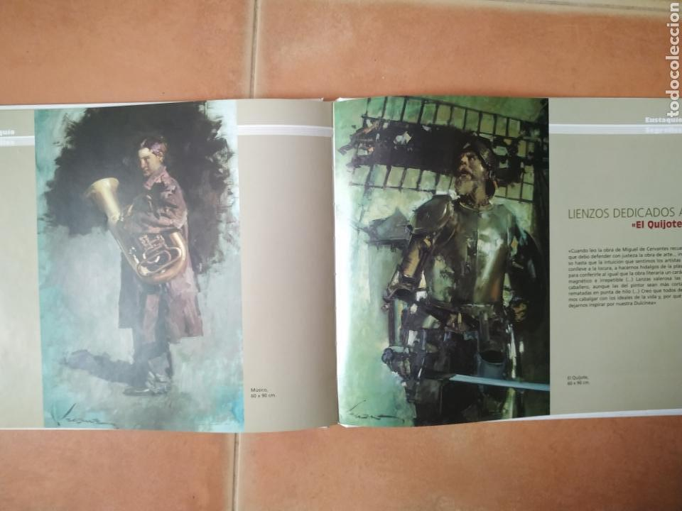 Arte: Catálogo/libro del pintor Eustaquio Segrelles, año 2006. Perfecto estado. - Foto 6 - 170412053