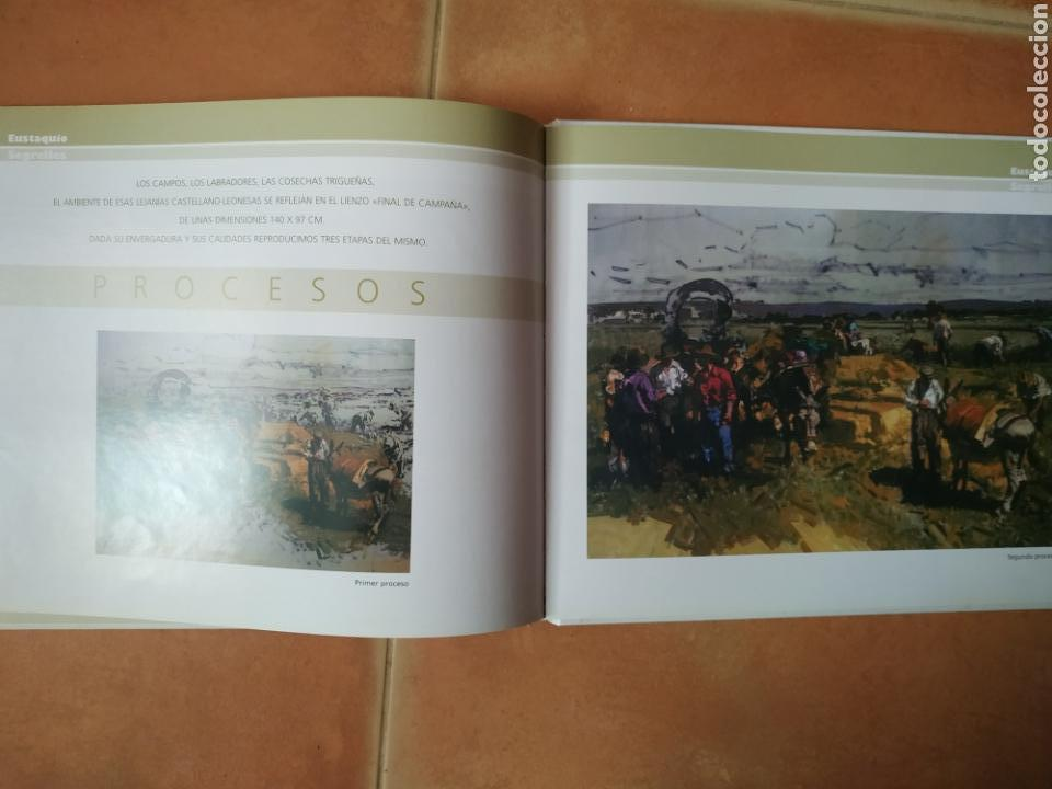 Arte: Catálogo/libro del pintor Eustaquio Segrelles, año 2006. Perfecto estado. - Foto 7 - 170412053