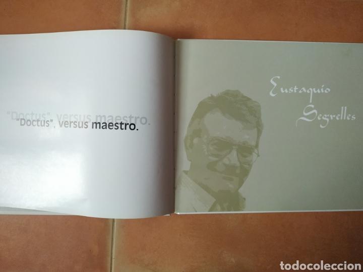 Arte: Catálogo/libro del pintor Eustaquio Segrelles, año 2006. Perfecto estado. - Foto 2 - 170412053