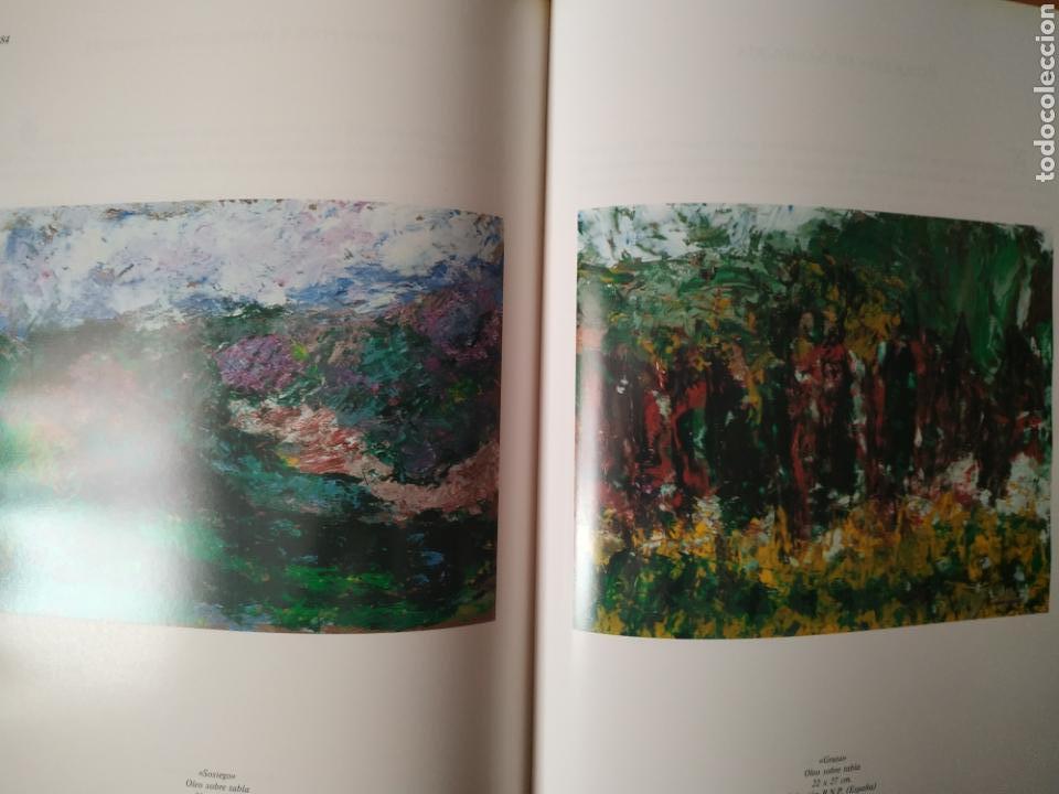 Arte: Libro del pintor Nelson Zumel, año 1993. Perfecto estado. - Foto 8 - 170408920