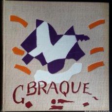 Arte: GEORGE BRAQUE: CATALOGO RAZONADO, 1928-1935, MAEGHT, 1962. Lote 170870595