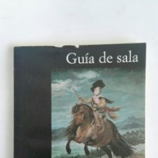 Arte: VELÁZQUEZ GUÍA DE SALA. Lote 171069262