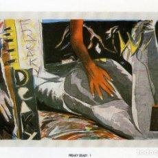 Arte: PACO SIMÓN, CATÁLOGO MILES DE MILES. 1989. TEXTO DE JAVIER BARREIRO. . Lote 171351615