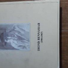 Arte: DIONIS BENNASSAR. 1904-1967. MARTÍ XAVIER MARCH I CERDÁ.PALMA DE MALLORCA 1987. Lote 171529775