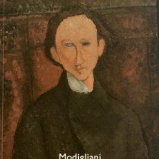 Arte: MODIGLIANI EN EL CORAZÓN DE PARIS. ITINERARIO DE ARTISTAS. Lote 171593975
