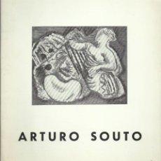 Arte: ARTURO SOYUTO,LA GALERÍA VAL I 30. VALENCIA 1968. Lote 172116652