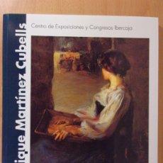 Arte: ENRIQUE MARTÍNEZ CUBELLS / CENTRO DE EXPOSICIONES Y CONGRESOS (IBERCAJA). 2003. ZARAGOZA. Lote 172266039