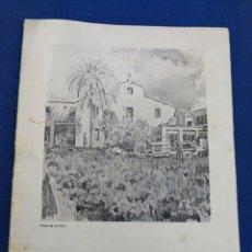 Arte: CATÀLEG EXPOSICIÓ DIBUIXOS PAU ROIG ESTRADÉ (VILANOVA I LA GELTRÚ), BIBLIOTECA VÍCTOR BALAGUER, 1976. Lote 172364363