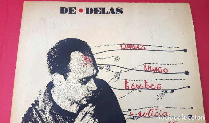Arte: DE DELÁS - PIANISTA CARLOS SANTOS - 1967 - DIBUJO CUIXART - DÍPTICO - INVITACIÓN - Foto 2 - 172371510