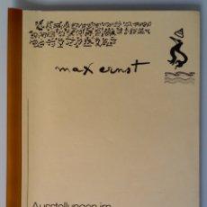Arte: MAX ERNST KABINET, Nº1, MAXIMILIANA,1980. Lote 172574773