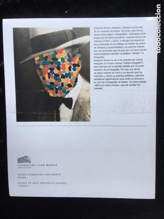 Arte: RETRATOS Y RETRATOS - EDUARDO ARROYO - PRECINTADO - NUEVO - Foto 2 - 172611973