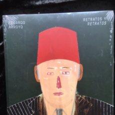 Arte: RETRATOS Y RETRATOS - EDUARDO ARROYO - PRECINTADO - NUEVO. Lote 172611973