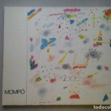 Arte: MOMPÓ. FORMAS PARA VOLAR. ANTOLÓGICA 1957- 1982. MUSEO DE BELLAS ARTES DE CARACAS. ABSTRACCIÓN. RARO. Lote 173510657