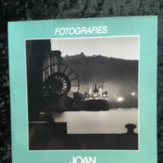 Arte: JOAN FONTCUBERTA - CATÁLOGO EXPOSICIÓN - CAIXA BARCELONA - 1984 - SALA ARCS. Lote 173808962