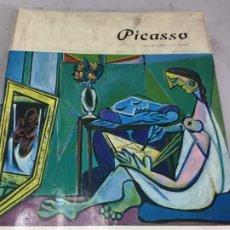 Arte: PICASSO L. C JAFFÉ EDITA ABRAMS 1964 48 LÁMINAS EN COLOR TEXTO EN INGLÉS SOBRECUBIERTA ORIGINAL RARO. Lote 174070315