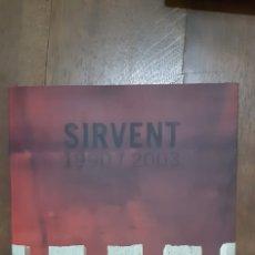 Arte: SIRVENT 1990-2003. SA LLONJA-PALMA DE MALLORCA 2003.AJUNTAMENT DE PALMA . Lote 174425539