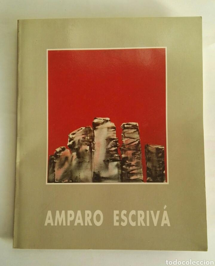AMPARO ESCRIVÁ CATÁLOGO (Arte - Catálogos)