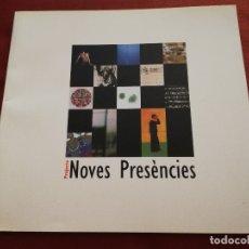 Arte: PROJECTE NOVES PRESÈNCIES. Lote 175600335