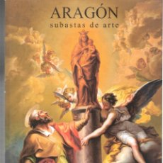 Arte: ARAGÓN SUBASTAS DE ARTE (GRUPO ABALARTE). SUBASTA Nº 8. JUNIO 2018. . Lote 175704742