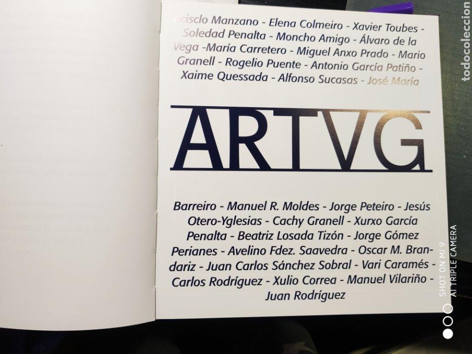 AR TVG, XUNTA DE GALICIA (Arte - Catálogos)