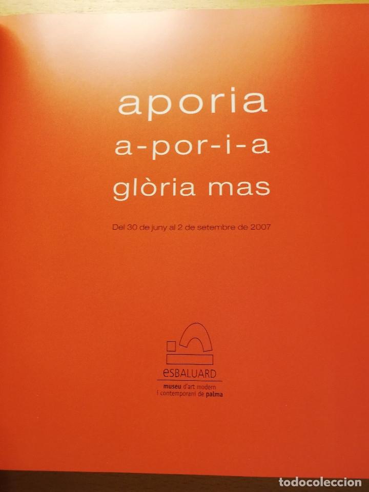 Arte: APORIA. A - POR - I - A (GLÒRIA MAS) ES BALUARD, MUSEU DART MODERN I CONTEMPORANI DE PALMA - Foto 2 - 176560979