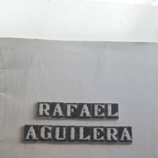 Arte: RAFAEL AGUILERA - CATOLOGO EXPOSICION GALERIA KREISLER 1990 . Lote 176646558