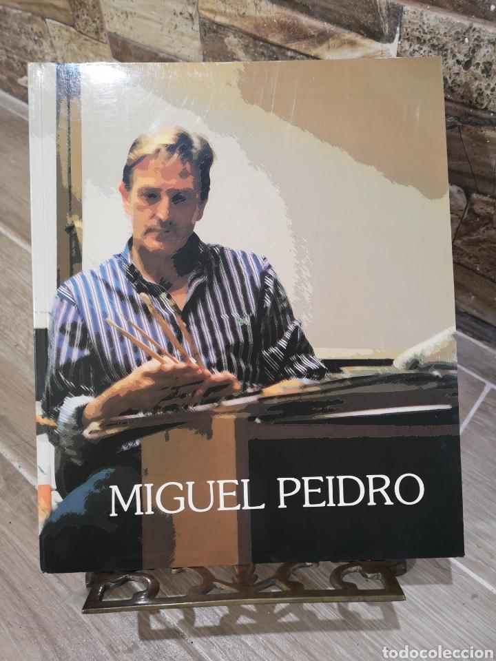 MIGUEL PEIDRO. ALICANTE: DIPUTACIÓN PROVINCIAL DE ALICANTE, 2002. ILUSTRADA. 24X29. (Arte - Catálogos)