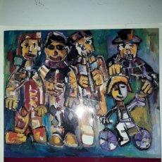 Arte: CATALOGO DE PINTURA DEL PINTOR MIGUEL LUBIANS. Lote 178326620