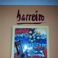Arte: CATALOGO DE PINTURA DEL PINTOR BARREIRO JOSÉ MARIA PINTOR. Lote 178327035