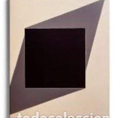 Arte: VASARELY 24 JULIO - 9 SEPTIEMBRE, 2000 COLEGIO OFICIAL DE ARQUITECTOS CANARIAS. Lote 178376683