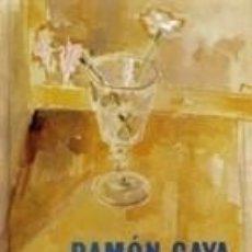Arte: RAMÓN GAYA - PREMIO VELÁZQUEZ 2002 - MUSEO NACIONAL CENTRO DE ARTE REINA SOFÍA - MADRID - 2003. Lote 178601380