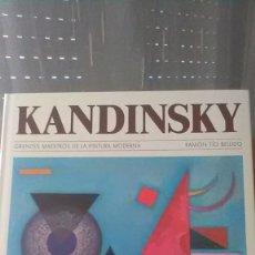 Arte: KANDINSKY. Lote 178676990